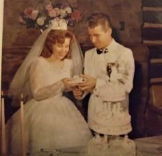 1966 wedding